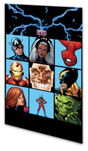 Image: Marvel Adventures Avengers Vol. 07: Wierder and Wilder  (digest) - Marvel Comics