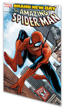 Image: Spider-Man: Brand New Day Vol. 01 SC  - Marvel Comics