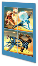 Image: Ultimate Fantastic Four Vol. 11: Salem's Seven SC  - Marvel Comics