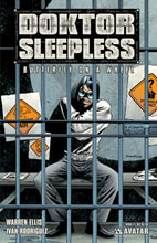 Image: Doktor Sleepless #11 - Avatar Press Inc
