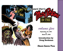 Image: Leonard Starr's Mary Perkins on Stage Vol. 05 SC  - Classic Comics Press Inc