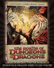 Image: Worlds of Dungeons & Dragons Vol. 02 SC  - D. D. P.