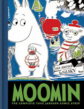 Image: Moomin: The Complete Tove Jannson Comic Strip  (Vol. 03) HC - Drawn & Quarterly