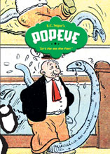 Image: Popeye Vol. 03: Let's You and Him Fight! HC  - Fantagraphics Books