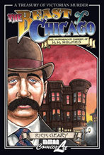 Image: Treasury Victorian Murder Vol. 06: Beast of Chicago SC  - NBM