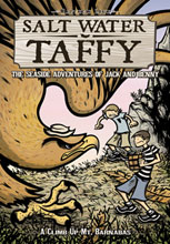 Image: Salt Water Taffy Vol. 02: A Climb Up Mount Barnabus SC  - Oni Press Inc.