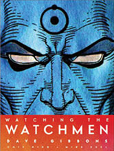 Image: Watching the Watchmen HC  - Titan Publishing