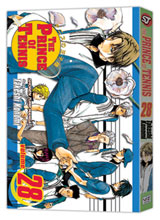 Image: Prince of Tennis Vol. 28 SC  - Viz Media LLC