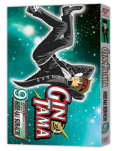 Image: Gin Tama Vol. 09 SC  - Viz Media LLC