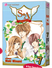 Image: SA Vol. 07 SC  - Viz Media LLC