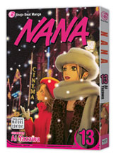 Image: Nana Vol. 13 SC  - Viz Media LLC