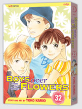 Image: Boys Over Flowers Vol. 32 SC  - Viz Media LLC