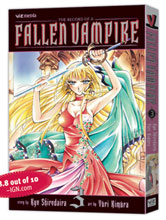 Image: Record of a Fallen Vampire Vol. 03 SC  - Viz Media LLC