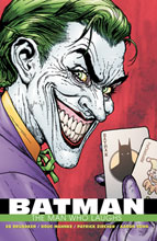 Image: Batman: The Man Who Laughs SC  - DC Comics