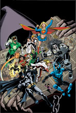 Image: Brave and the Bold Vol. 01: The Lords of Luck SC  - DC Comics