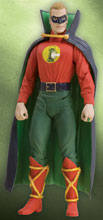 Image: Justice Society of America Series 1 Action Figure: Golden-Age Green Lantern  - DC Comics