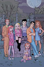 Image: Buffy the Vampire Slayer #20 (Jeanty cover) - Dark Horse