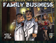 Image: Family Business Card Game  - Mayfair Games