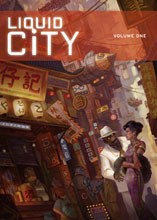 Image: Liquid City Vol. 01 SC  - Image Comics