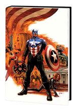 Image: Captain America: Death of Captain America Vol. 03 - The Man Who Bought America HC  - Marvel Comics