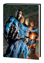 Image: Fantastic Four: World's Greatest HC  - Marvel Comics