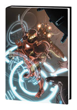 Image: Invincible Iron Man Vol. 01: The Five Nightmares  (variant hc) - Marvel Comics