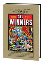 Image: Marvel Masterworks: Golden Age All-Winners Vol. 03 HC  - Marvel Comics