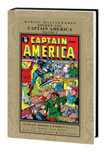 Image: Marvel Masterworks: Golden Age Captain America Vol. 03 HC  - Marvel Comics