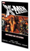 Image: X-Men: Legacy - Divided He Stands SC