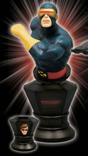 Image: Marvel Comics X-Men Classic Chapter: Cyclops Fine Art Bust  -