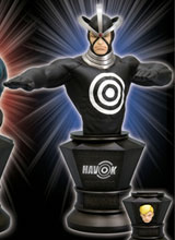 Image: Marvel Comics X-Men Classic Chapter: Havok Fine Art Bust  -