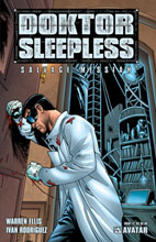 Image: Doktor Sleepless #12 - Avatar Press Inc