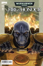Image: Warhammer 40K: Fire & Honor #4 (cover A) - Boom! Studios