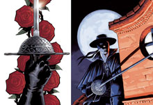 Image: Zorro #9 - D. E./Dynamite Entertainment