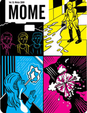 Image: Mome Winter 2009  (Vol. 13) - Fantagraphics Books