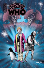 Image: Grant Morrison's Doctor Who #2 - IDW Publishing