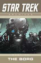 Image: Star Trek Archives Vol. 02: Best of the Borg SC  - IDW Publishing