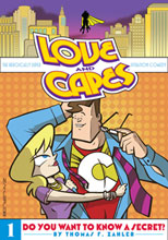Image: Love and Capes SC  - IDW Publishing