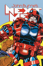 Image: Compleat John Byrne's Next Men Vol. 02 SC  - IDW Publishing
