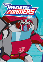 Image: Transformers Animated Vol. 06 SC  - IDW Publishing