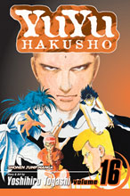 Image: YuYu Hakusho Vol. 16 SC  - Viz Media LLC