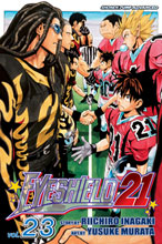 Image: Eyeshield 21 Vol. 23 SC  - Viz Media LLC