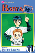 Image: Baby & Me Vol. 11 GN  - Viz Media LLC