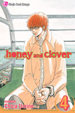 Image: Honey & Clover Vol. 04 GN  - Viz Media LLC