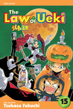 Image: Law of Ueki Vol. 15 SC  - Viz Media LLC