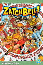 Image: Zatch Bell Vol. 22 GN  - Viz Media LLC