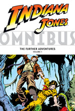 Image: Indiana Jones Omnibus: The Further Adventures Vol. 01 SC