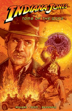 Image: Indiana Jones Vol. 01: Tomb of Gods SC  - Dark Horse