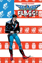 Image: American Flagg! Definitive Collection Vol. 01 SC  - Image Comics