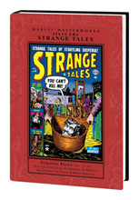 Image: Marvel Masterworks: Atlas Era Strange Tales Vol. 02 HC  - Marvel Comics
